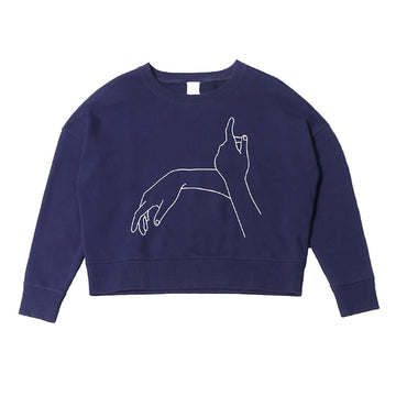 merce sweatshirt navy