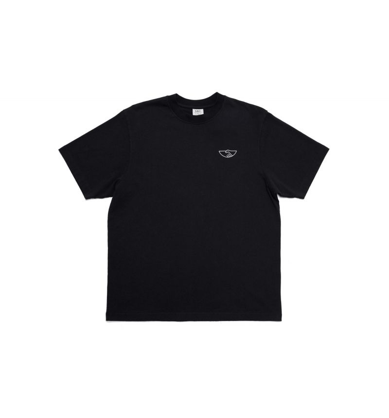 Field T Shirt Black (unisex)