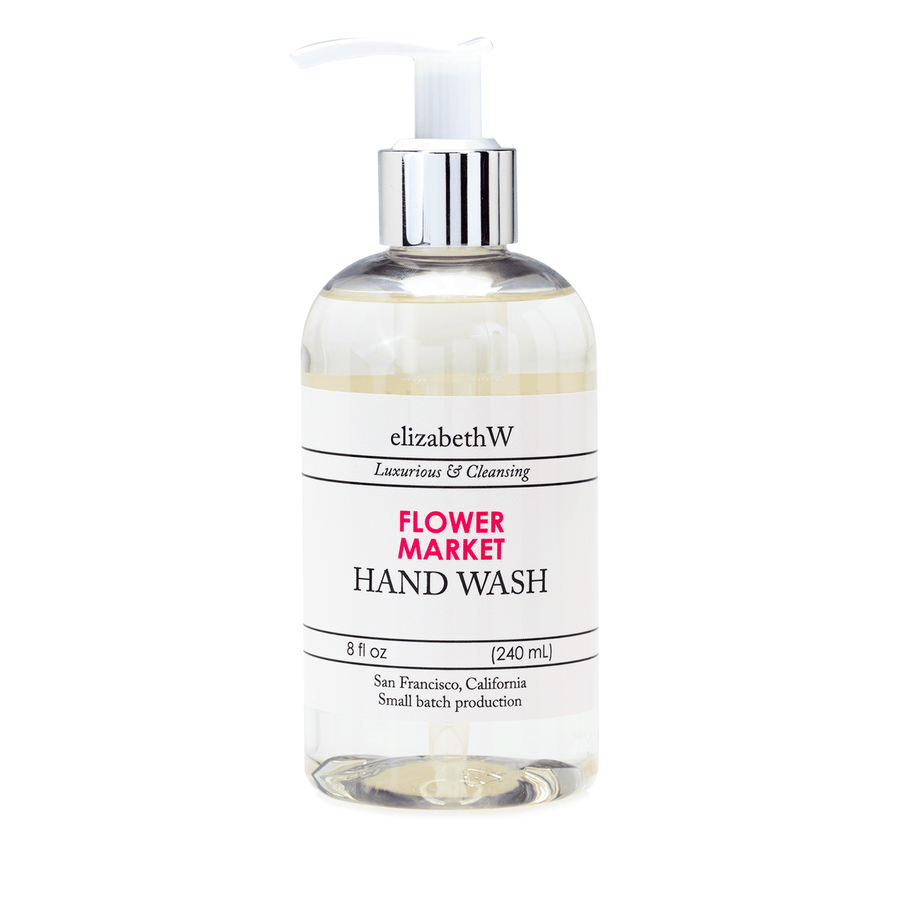 Hand Wash Flower Market 8fl oz