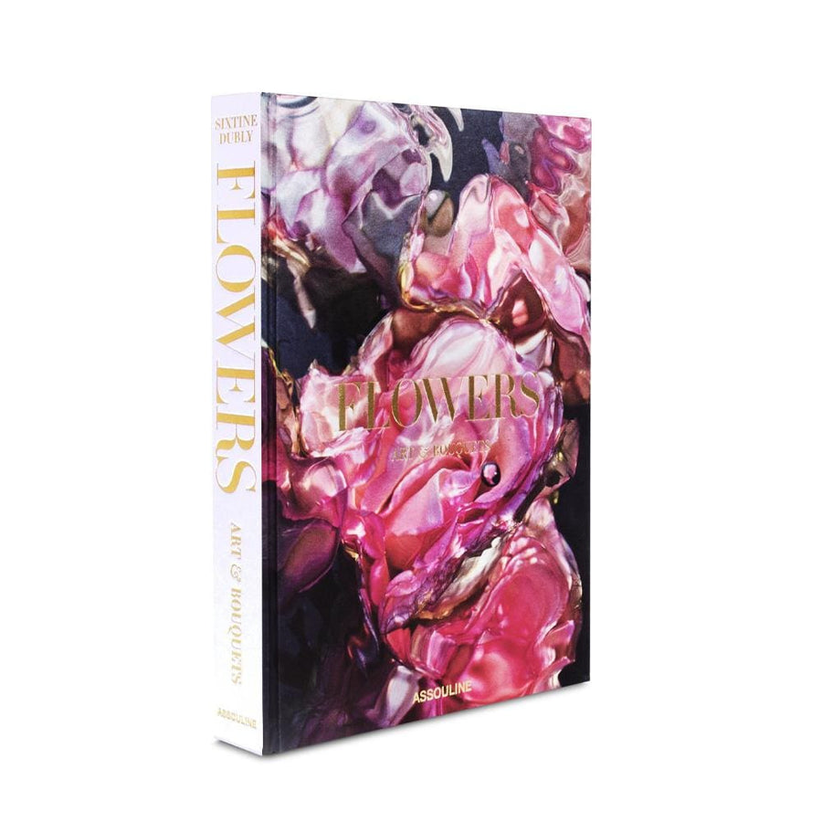 Book: Flowers: Art & Bouquets