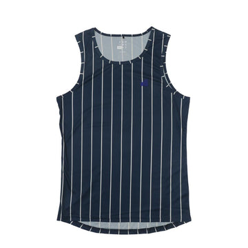 Copper Running Singlet Stripes Sky Captain (Unisex)