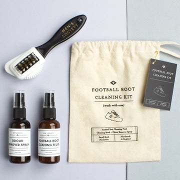 Football Boot Cleaning Kit