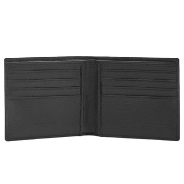 Folded Wallet Black U