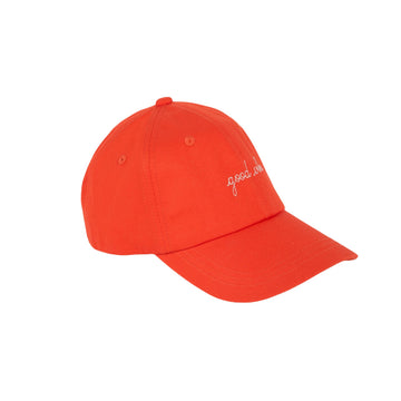 Classic Cap Good Vibe Poppy Red OS