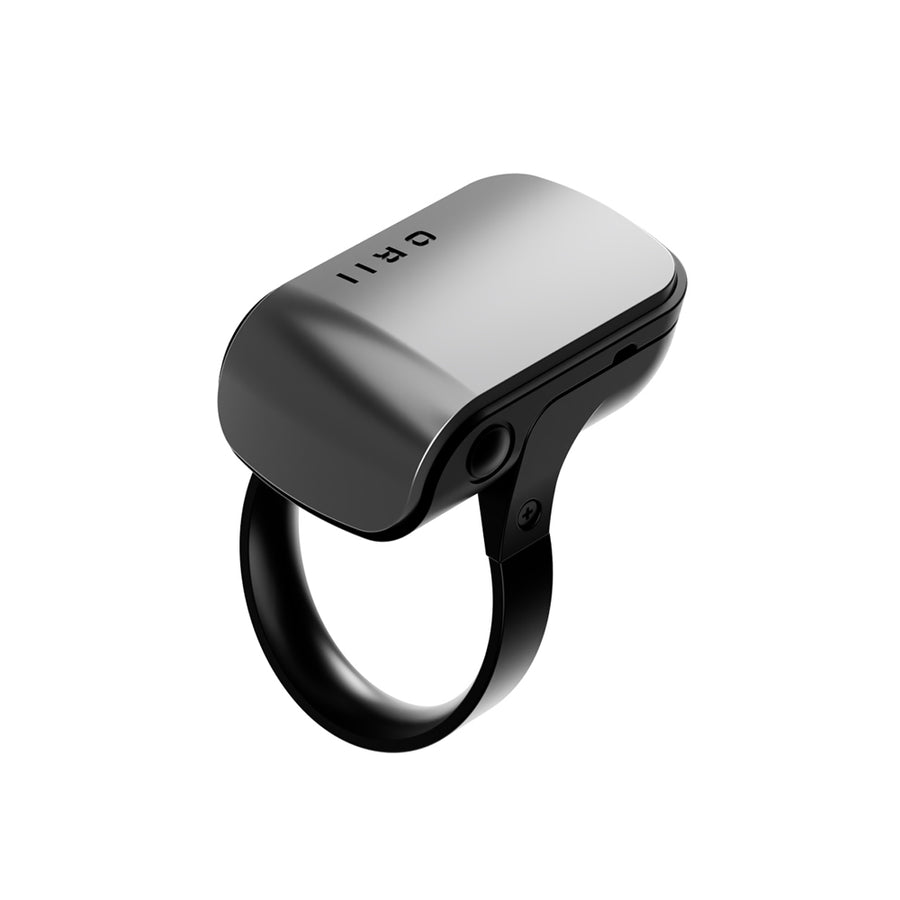 The Voice Powered Ring (Grey)