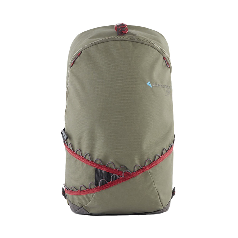 Bure Backpack Dusty Green-Burnt Russet 15L