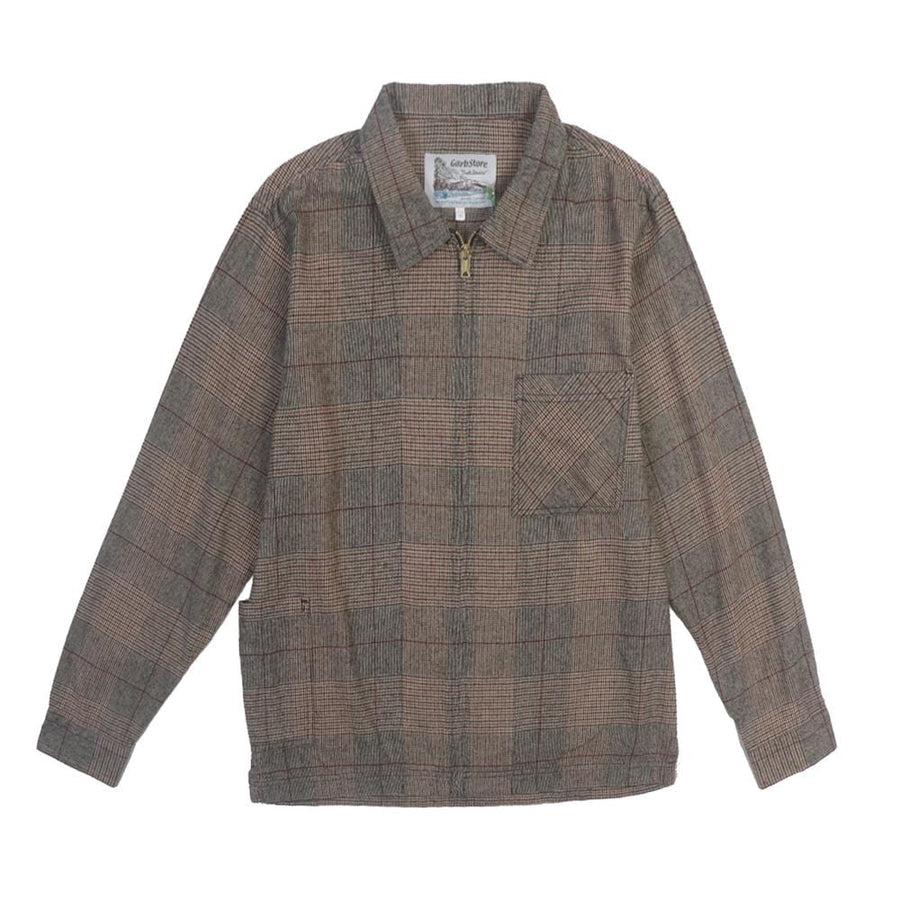 Garbstore Lazy Shirt Check