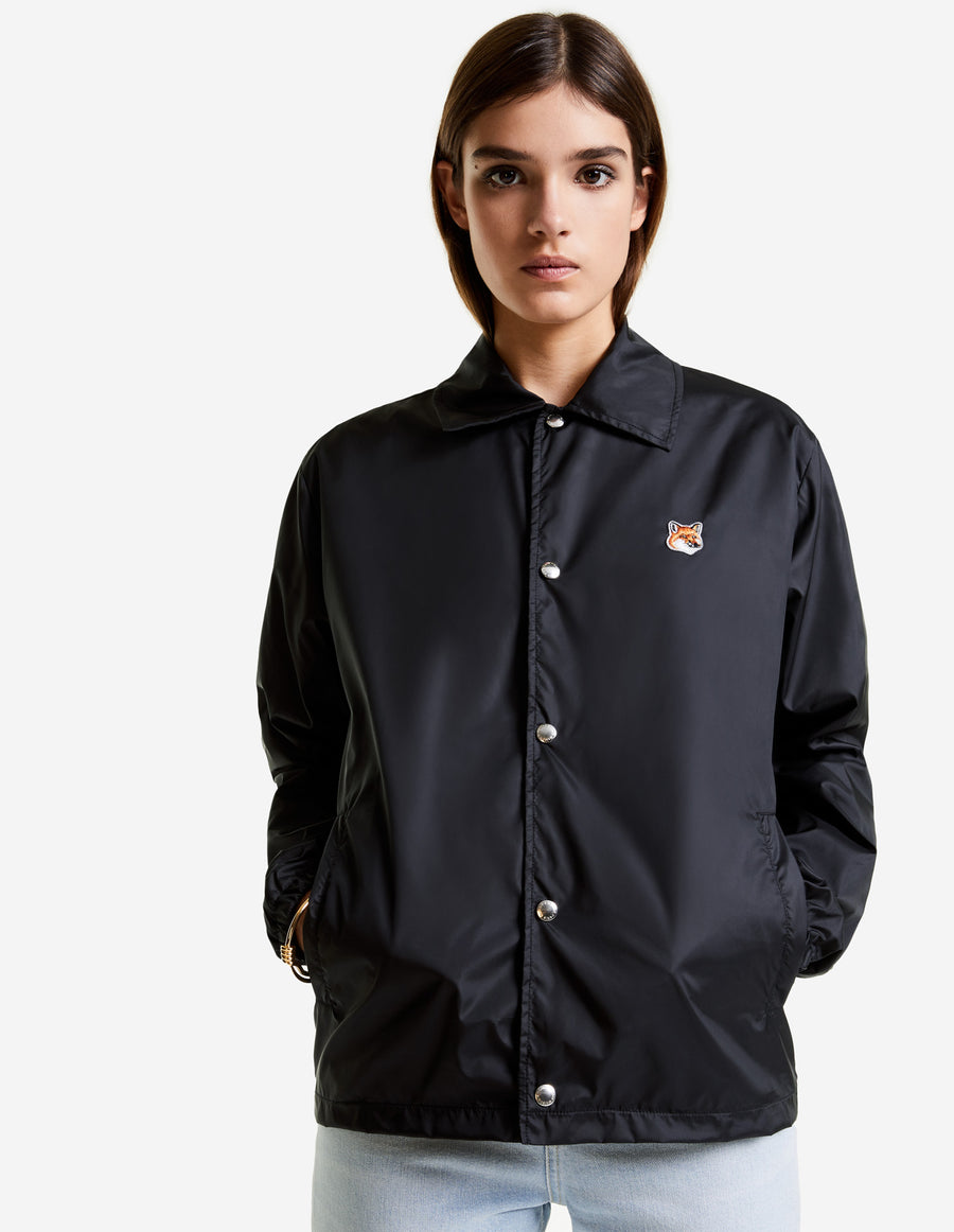 Bertil Windbreaker Black (unisex)