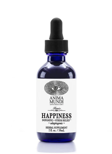 Happiness Tonic - Dopamine + Stress Relief 2oz