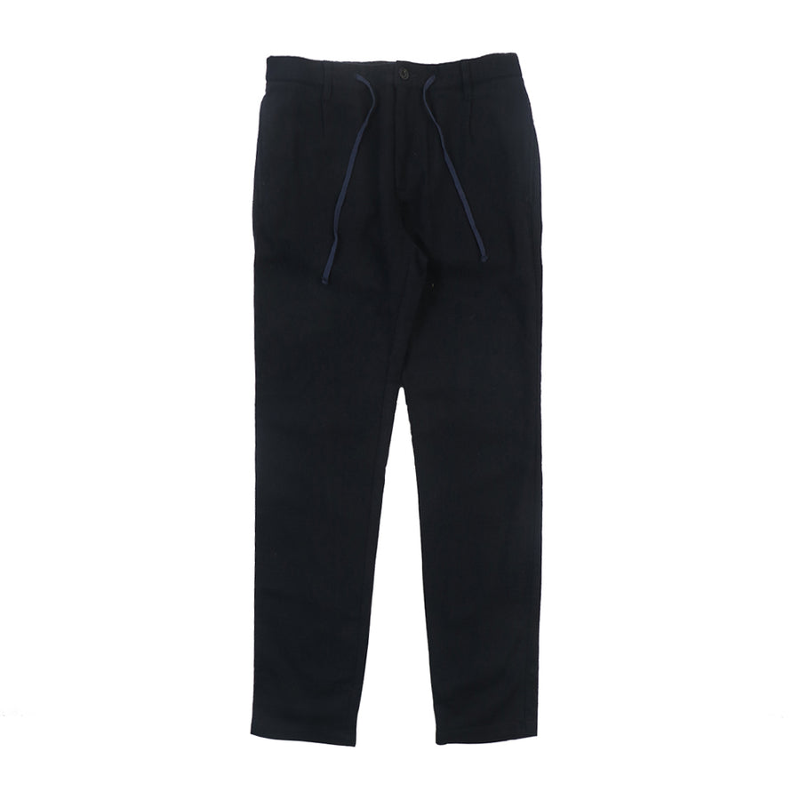 Wool Tanker Pants Navy