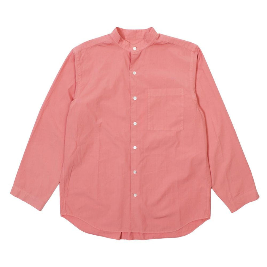 Garment Dyed Shirts Pink