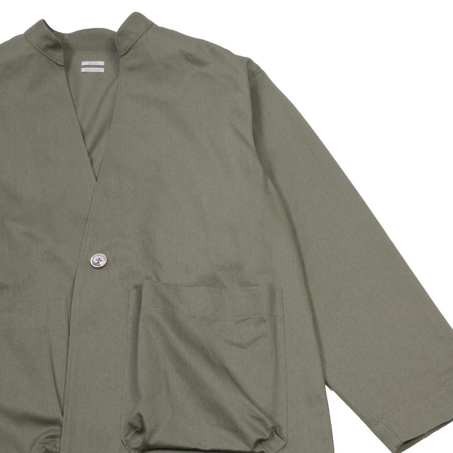 Blouson Dark Green