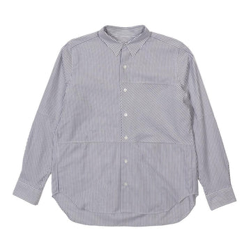 Panel Front Shirts Stripe