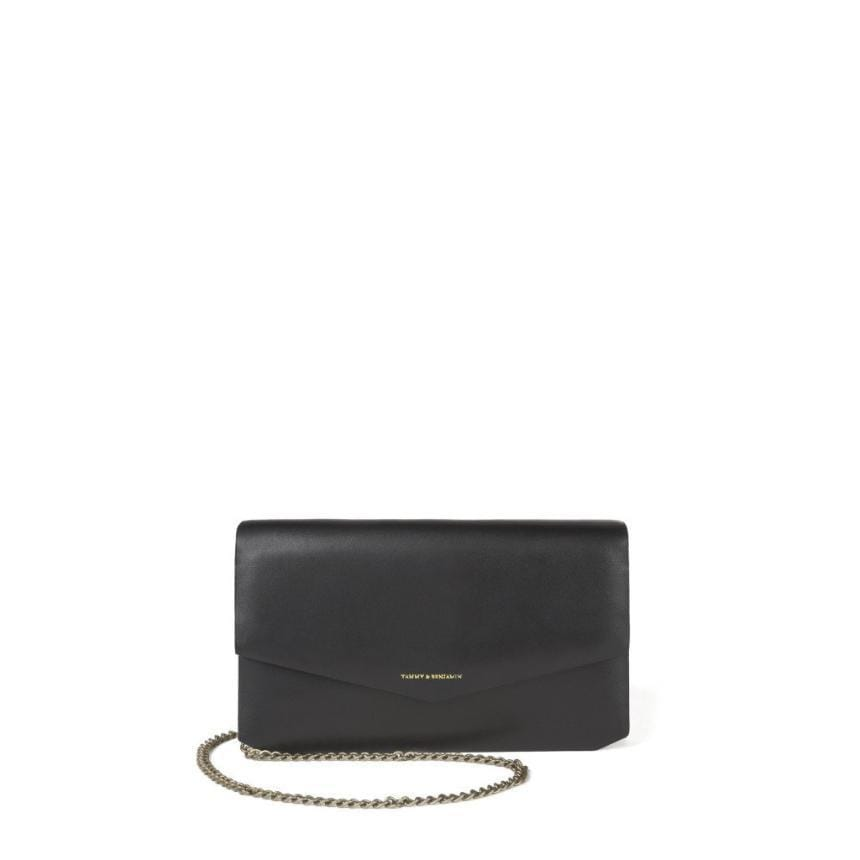 Ines wallet/ clutch Black