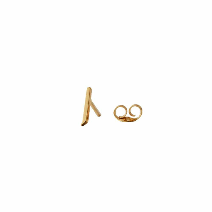 Earring Studs Archetypes Gold J