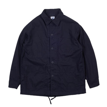 Adn Jacket Nylon Canvas Navy