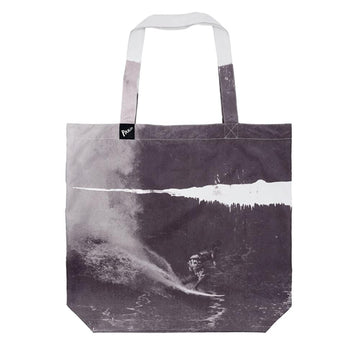 Parley Ocean Bag Type 2 Artist Julian Schnabel 2 WhiteStripe