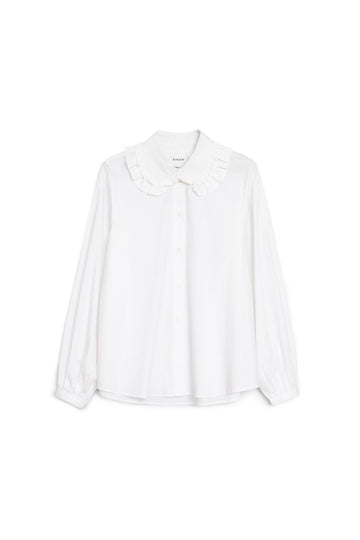 Jules Shirt White