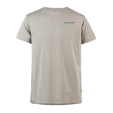 Association S/S Tee M's Flint Grey (men)
