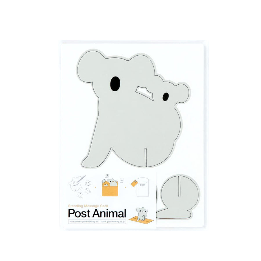 Post Animal Card Koala