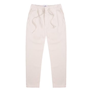 Kurt Trouser Heavy Denim Light Grey