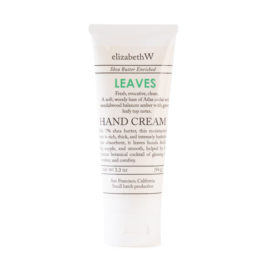 hand cream leaves 3.3 fl oz