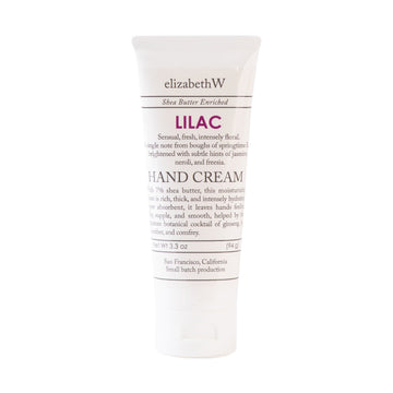 hand cream lilac 3.3 fl oz