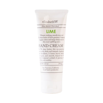 hand cream lime 3.3 fl oz
