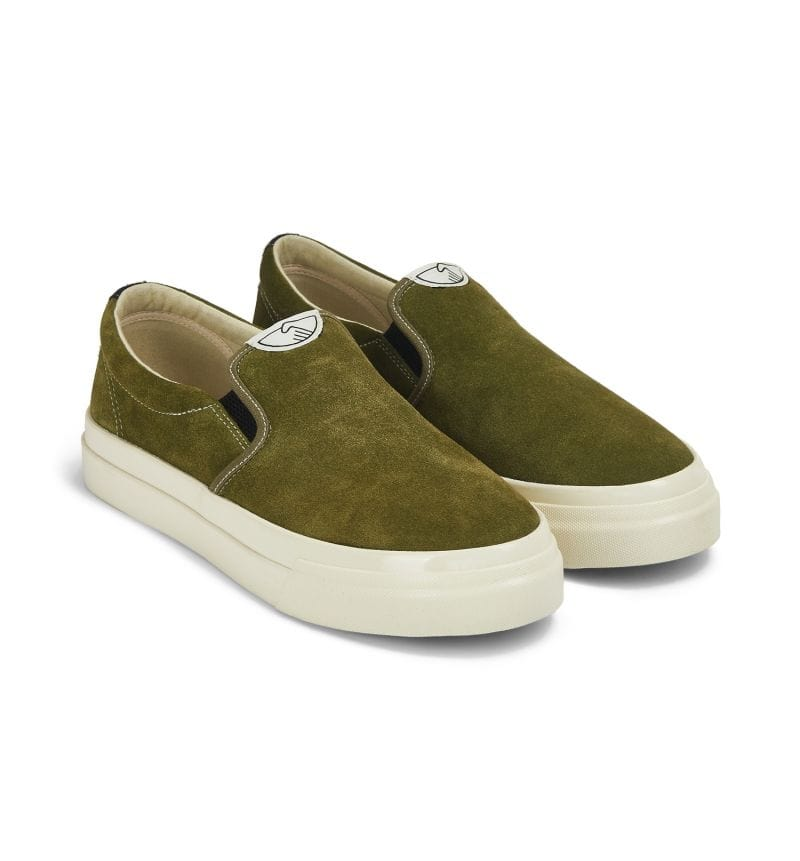 Lister M Suede Miltary (Men)