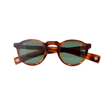 LL07 ECV Sunglasses 1950 Scales / Polarizing Green