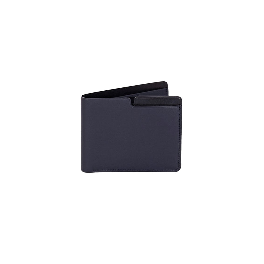 Classify Wallets Navy/Black (11.5x8.8cm)