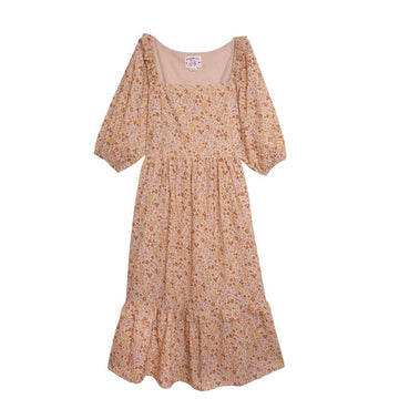 Bloom Dress Vintage Country Floral