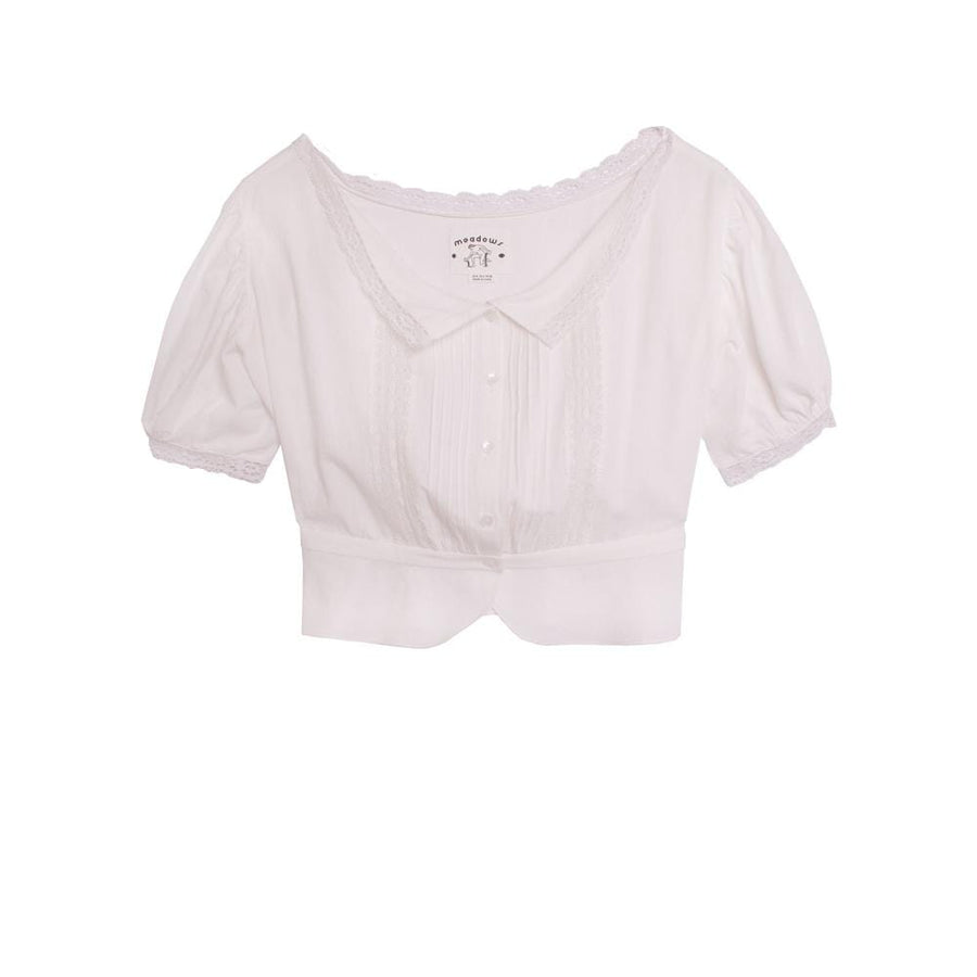 Mallow Shirt White