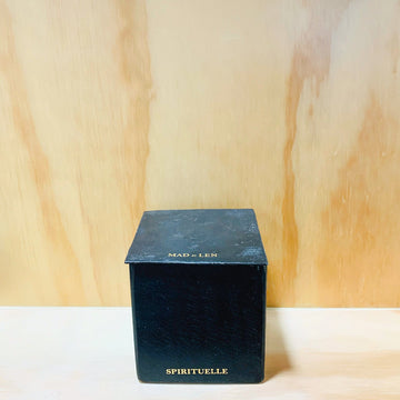 Black Block Candles Spirituelle 7x7cm