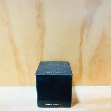 Black Block Candles Figue Noire 7x7cm
