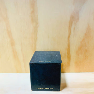 Black Block Candles 7X7 Grand Mogul