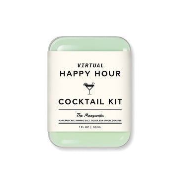 The Virtual Happy Hour Cocktail Kit - Margarita