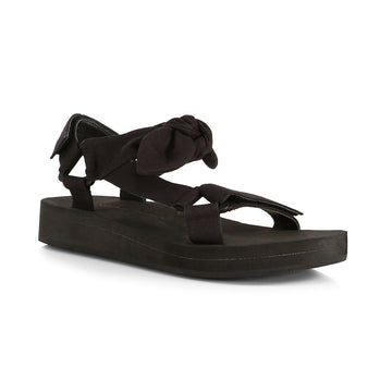 Maisie Sporty Sandal Black
