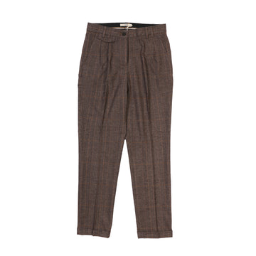 Manswool Suit Pants Woodblack