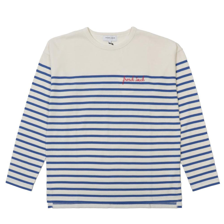 Cool Sailor Long Sleeves Frenc Ivory Blue (Men)