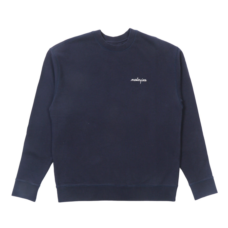 Sweat Classique Masterpiece Midnight Blue (Men)