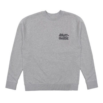 Sweatshirt Avant Garde heather L.H. Grey (men)