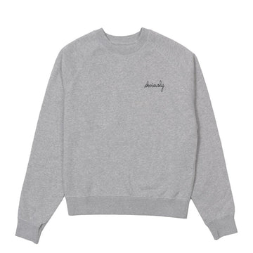 Classic Sweatshirt Obviously Grey (women)