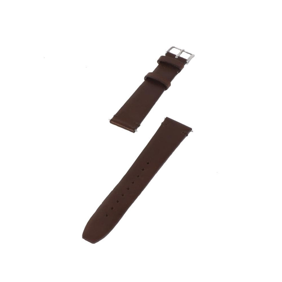 Barenia Leather Bracelet Brown TU