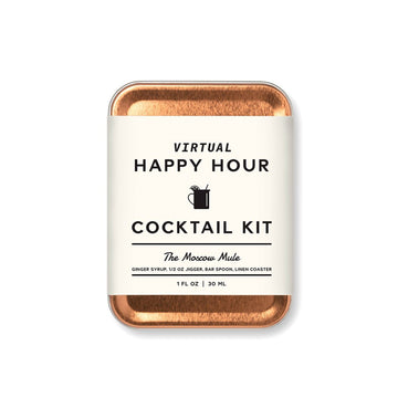 The Virtual Happy Hour Cocktail Kit - Moscow Mule