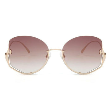 Sunglasses KM2 Moon Champagne