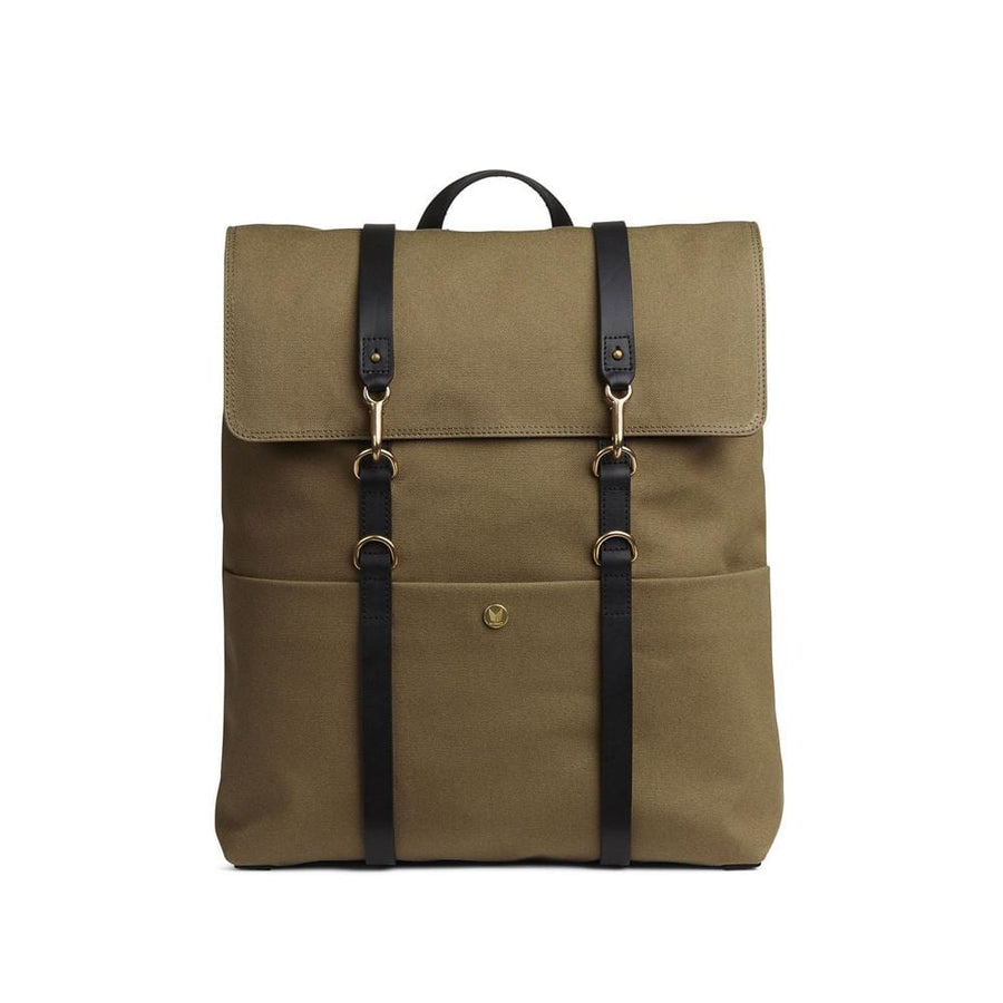MS Backpack Khaki / Black