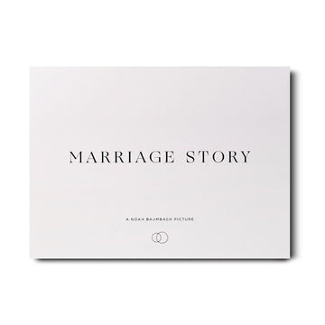 Book: Marriage Story