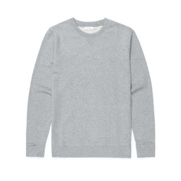 Sweatshirt Grey Melange