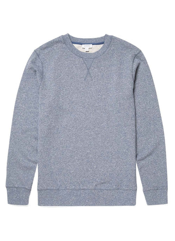 Sweatshirt Blue Mouline